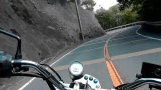 作業用 HX9Vでバイクの車載動�...