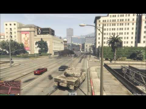 GTA 5: Updated Wanted Level System