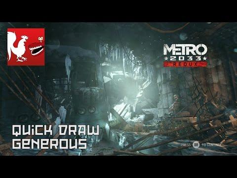 Metro 2033 Redux – Quick Draw & Generous Guides