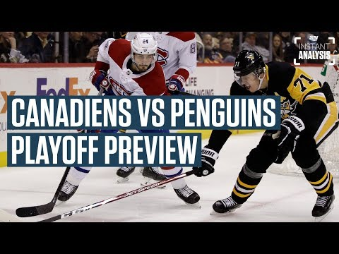 Montreal Canadiens Vs. Pittsburgh Penguins Series Preview | Instant Analysis