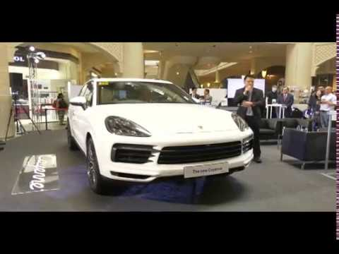 PORSCHE PHILIPPINES LAUNCHES ALL NEW CAYENNE   Industry News