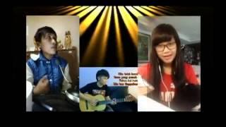 [Nathan Fingerstyle Karaoke Contest] Isma & Charly -  Seluruh Nafas ini 2
