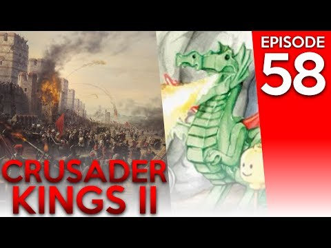 Crusader Kings 2 Breaking Free w/ AuldDragon 58: ...revolt as the Byzantines do!