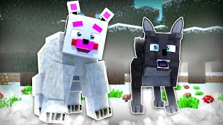 Turned Into Animals ?!   Minecraft FNAF Roleplay