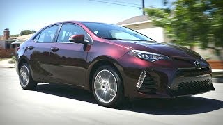 2017 Toyota Corolla – Review And Road Test