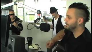 Blue October - Hate Me - live&acoustic auf egoFM - www.egofm.de