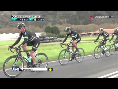 Tour of the Basque Country 2016 - Stage 4 [FULL STAGE]