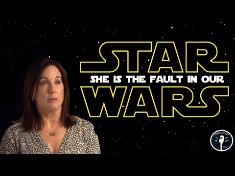 The Fault In Our Star Wars: A Letter to Kathleen Kennedy