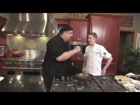 New Mexicos Hot Chefs Tm, Bravo! Cucina Italiana, Mushroom Bruschetta