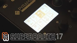 Squarp Instruments - Pyramid - cеквенсор (Superbooth 2017)