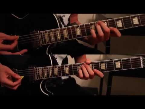 """Capsize - """"This Song Made Me Think Of You"""" Guitar Play Through"""