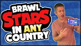 How to Download BRAWL STARS on ANDROID in ANY Country! Working VPN