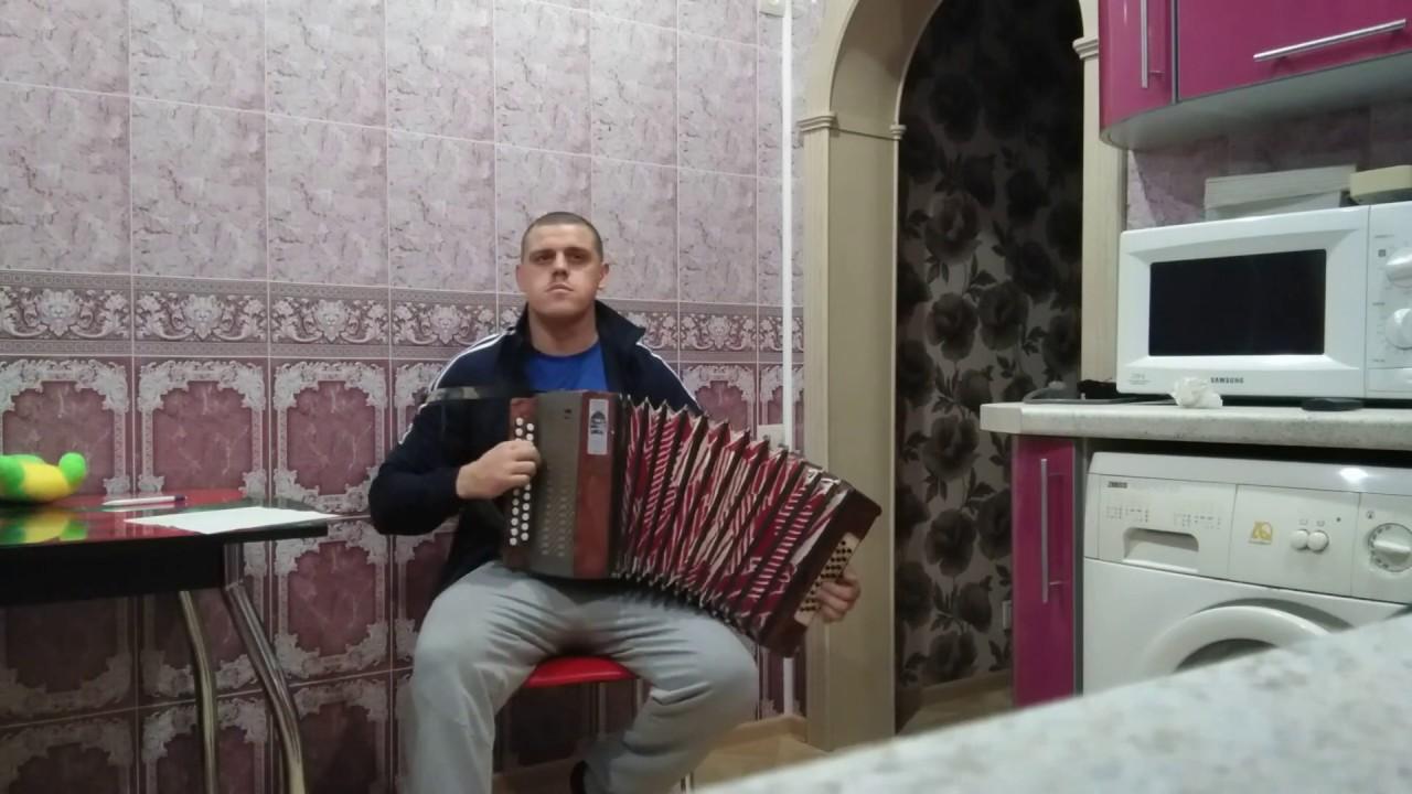 Новинка под гармонь, Сл.Аркадия Кобякова.(А с неба дождь.) Исполняет Александр Тремаскин.