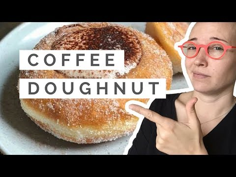 Coffee Doughnut from Kenilworth Bakery - Australia   Food Design News   Francesca Zampollo