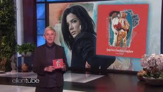Halsey - Bad At Love (Live at Ellen Show 2017)
