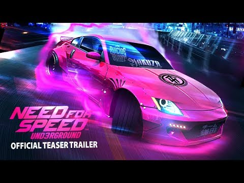 Need For Speed Underground 3 Teaser Trailer 2019 Youtube