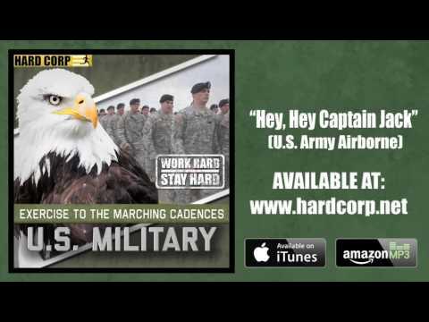 Hey, Hey Captain Jack! (Marching Cadence)