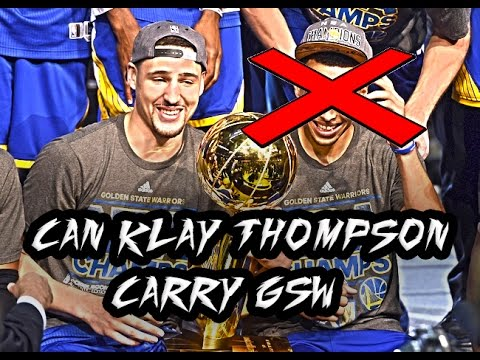 Can Klay Thompson Carry GSW Without Stephen Curry!?