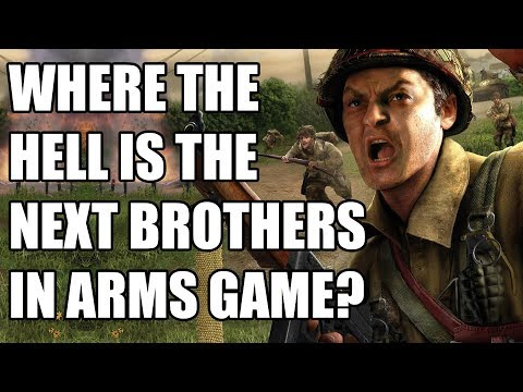 Where The Hell Is The Next Brothers In Arms Game?