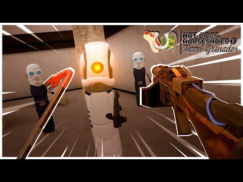 Если Бы Half-Life 2 был Реалистичным! H3VR Take & Hold