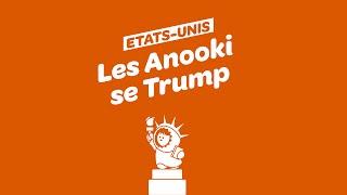 États-Unis - Les Anooki se Trump