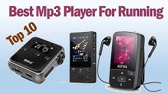 Best Mp3 Player For Running  - Top 10 Best Mp3 Player For Running