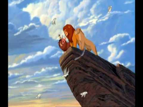 The Lion King King Of Pride Rock Broadway