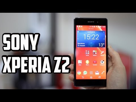 Sony Xperia Z2, Review en español