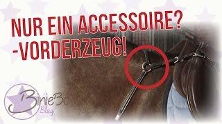 Nur ein Accessoire? Meine Vorderzeuge! #equipment