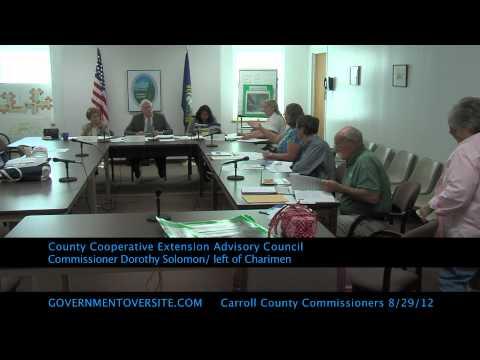 Carroll County NH, University Of New Hampshire, Agenda 21