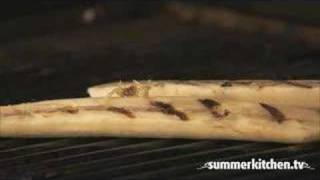 How To Make A Grilled Banana Split