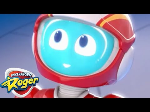 Space Ranger Roger   A Space Ranger Special   Cartoons For Kids   Funny Cartoons For Children