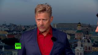 Proud Dad & Proud Dane: Peter Schmeichel speaks on Denmark's World Cup performance