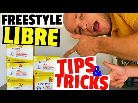Freestyle Libre Tips And Tricks