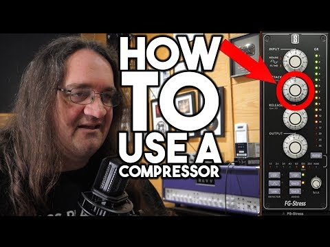 Audio Basics:  How to Use a Compressor | SpectreSoundStudios TUTORIAL