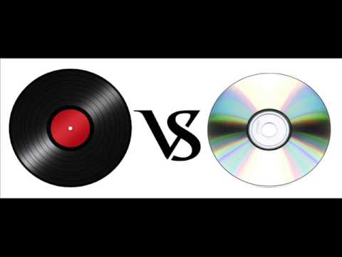 Why Vinyl Sounds Better Than CD, Or Not
