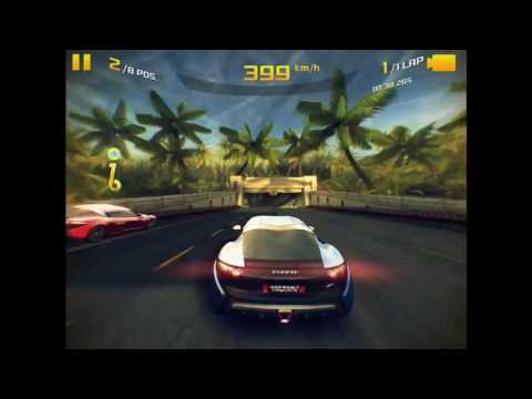 ASPHALT 8   FRENCH GUIANA EVENTS