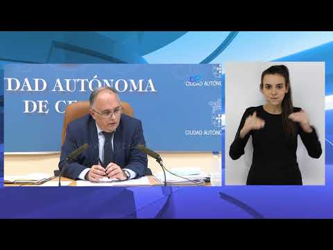 Gaitán insiste: Ceuta posee condicionantes especiales que la hacen necesitar de más vacunas