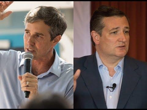 POLL: Ted Cruz Leads Beto O'Rourke 54-45