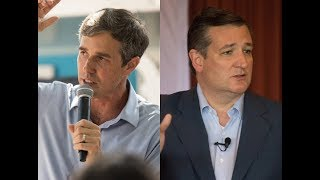 POLL: Ted Cruz Leads Beto O'Rourke 54-45