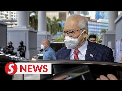 Najib's 1MDB trial