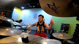 Lamb of God - Omerta (Drum Cover - Yamaha EAD10 Zoom H5)
