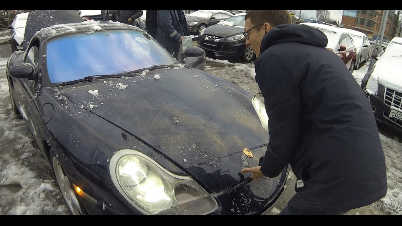 Porsche Автосалон Москва - YouTube