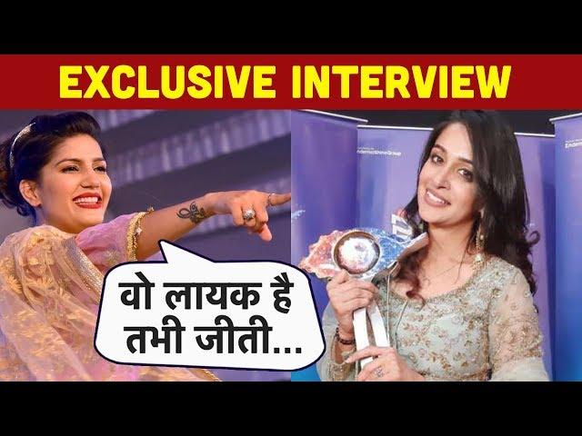 Sapna Chaudhary ने Dipika Kakar का किया SUPPORT  Bigg Boss 12  Hina Khan & Arshi Khan   EXCLUSIVE