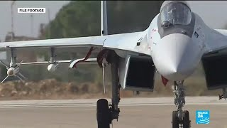 US sanctions China for buying Russian jets, missiles