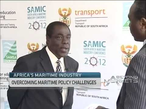 Challenges Facing Maritime Policy Development in Africa with Magnus Addico