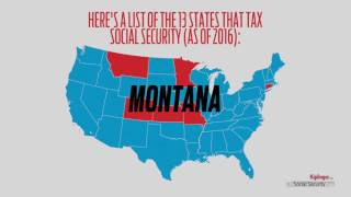Which States Tax My Social Security Retirement Benefits?
