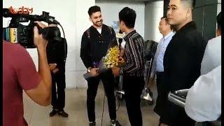 Chào đón DV Zain Imam đến Việt Nam tại sân bay Tân Sơn Nhất (04/01/2019)