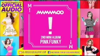 [MP3/DL]01. MAMAMOO (마마무) - Freakin Shoes [Pink Funky 3rd MIni Album]