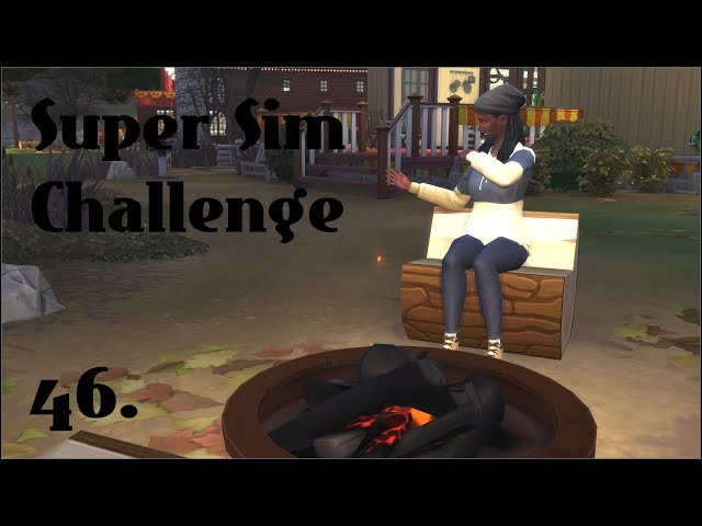 The Sims 4: Super Sim Challenge | Szieszta #46